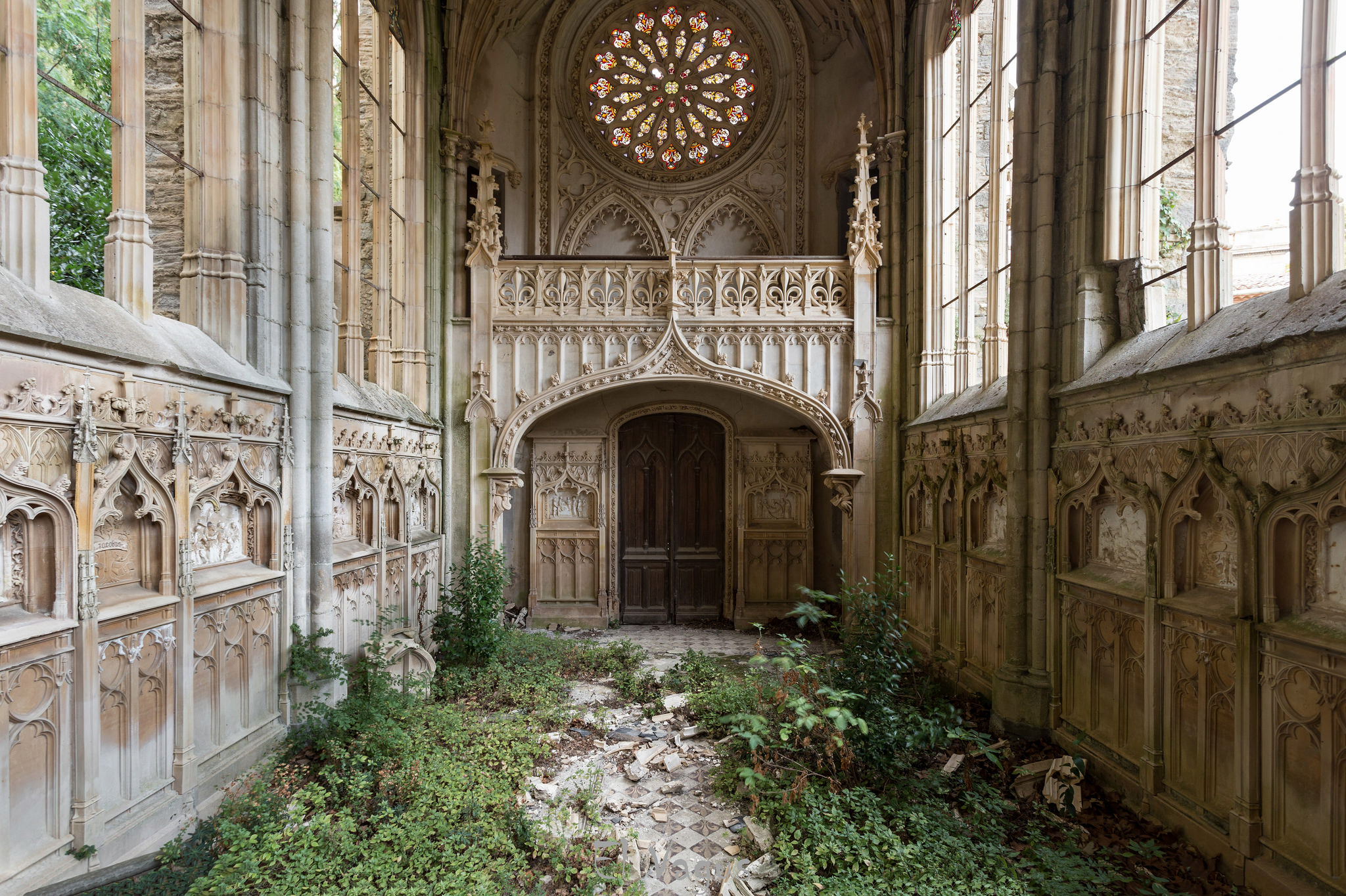AbandonedCatholicChurch