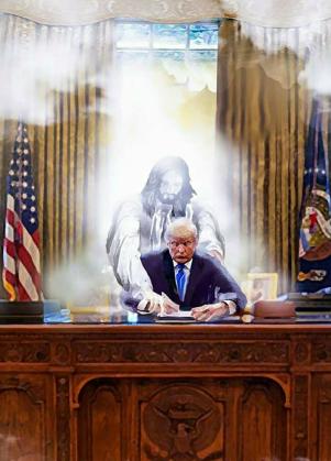IdolatrousTrump
