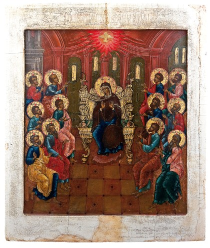 RussianPentecostIcon