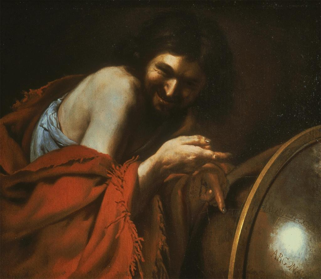 Democritus-laughing