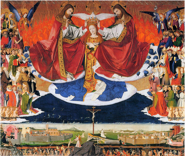 art-and-liturgy-enguerrand-quarton-coronation-of-the-virgin-1454