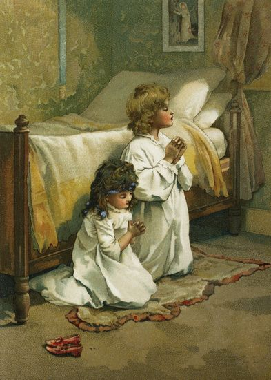 ChildrenPraying