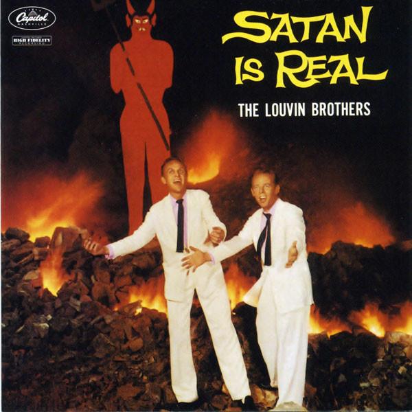 SatanisRealLouvin