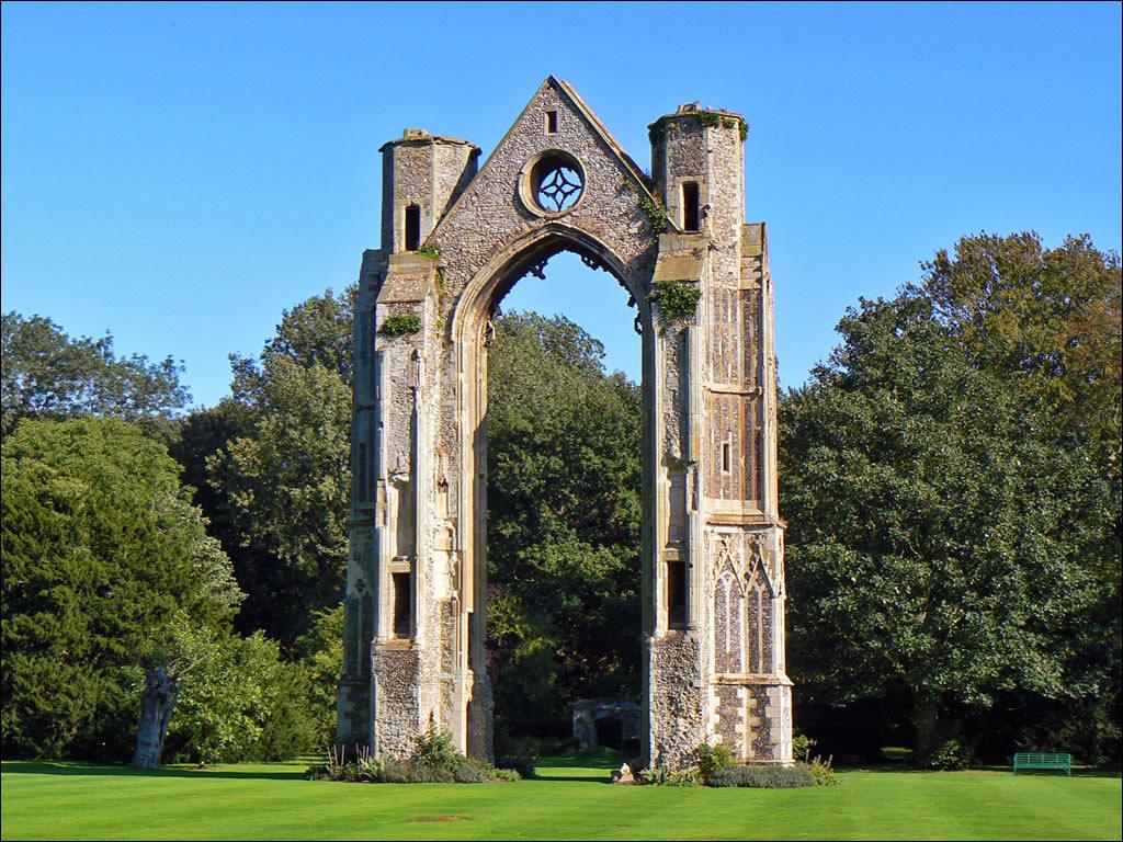 walsinghamprioryarch