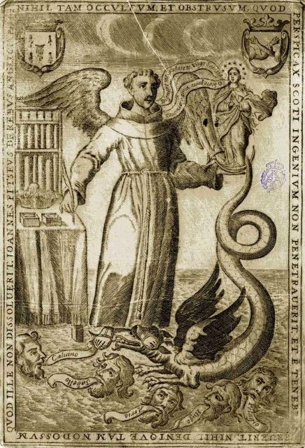 Joannes Pitseus, Scotus 1619