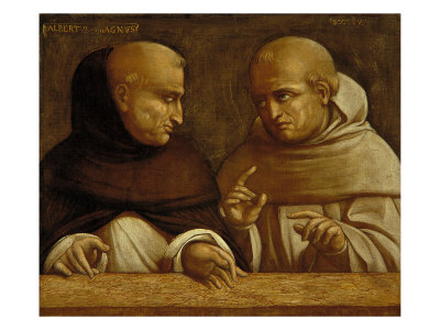 St Albert the Great & Bl John Duns Scotus