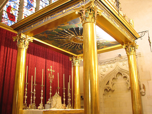 Pusey House High Altar