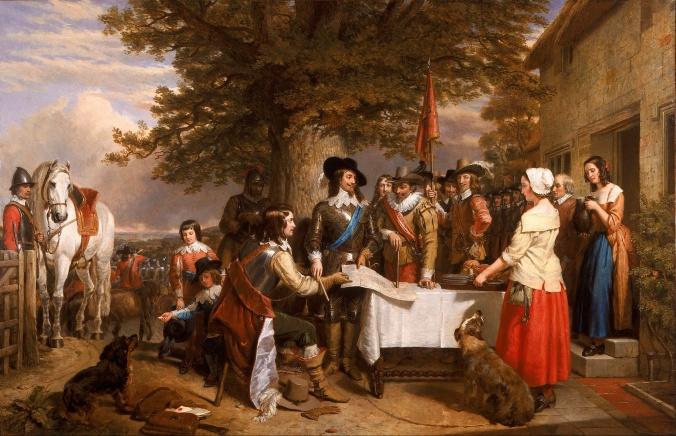 Charles_Landseer_-_The_Eve_of_the_Battle_of_Edge_Hill,_1642_-_Google_Art_Project.jpg