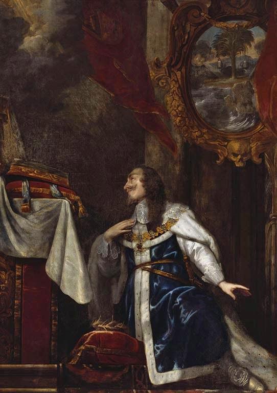 Royal-English-School-Charles-I-Memorial-Portrait-1660s