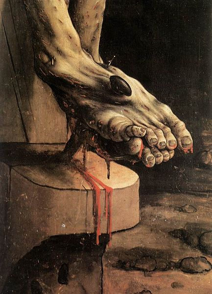 433px-Matthias_Grünewald_-_The_Crucifixion_(detail)_-_WGA10728,jpg