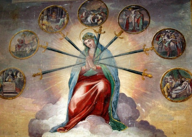 Our Lady of Sorrows St Stefano