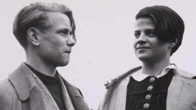 Werner und Sophie Scholl