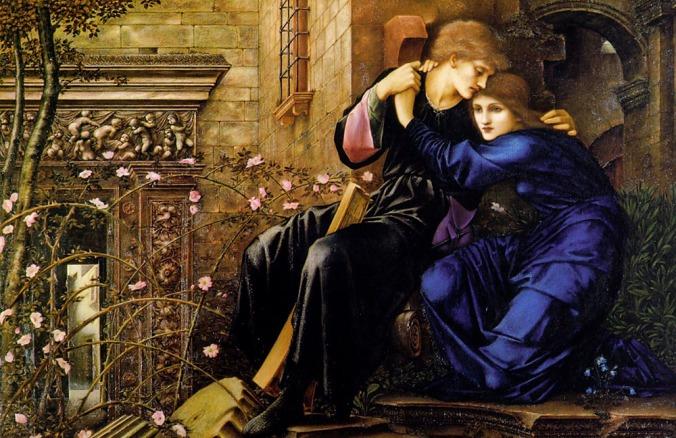 edward_burne-jones_love_among_the_ruins